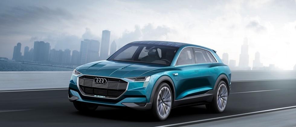 Audi e-tron Quattro Concept - Exklusiver Einblick in das Interieur ...