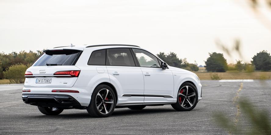 Der Nachste Audi Q7 Kommt Mit 2 Hybridvarianten Bolidenforum
