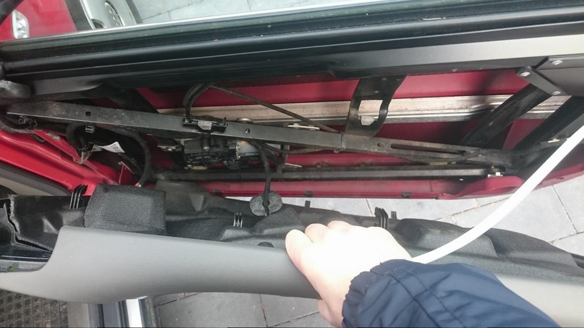 Audi A6 C5 - Türverkleidung entfernen und Türschloss wechseln ...