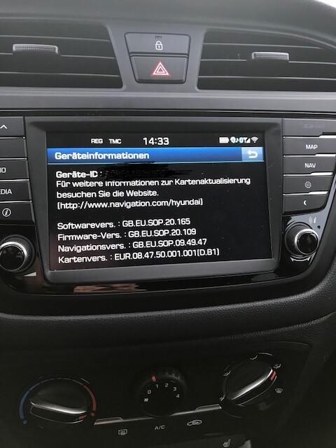 Kia Firmware Update – mechaniker