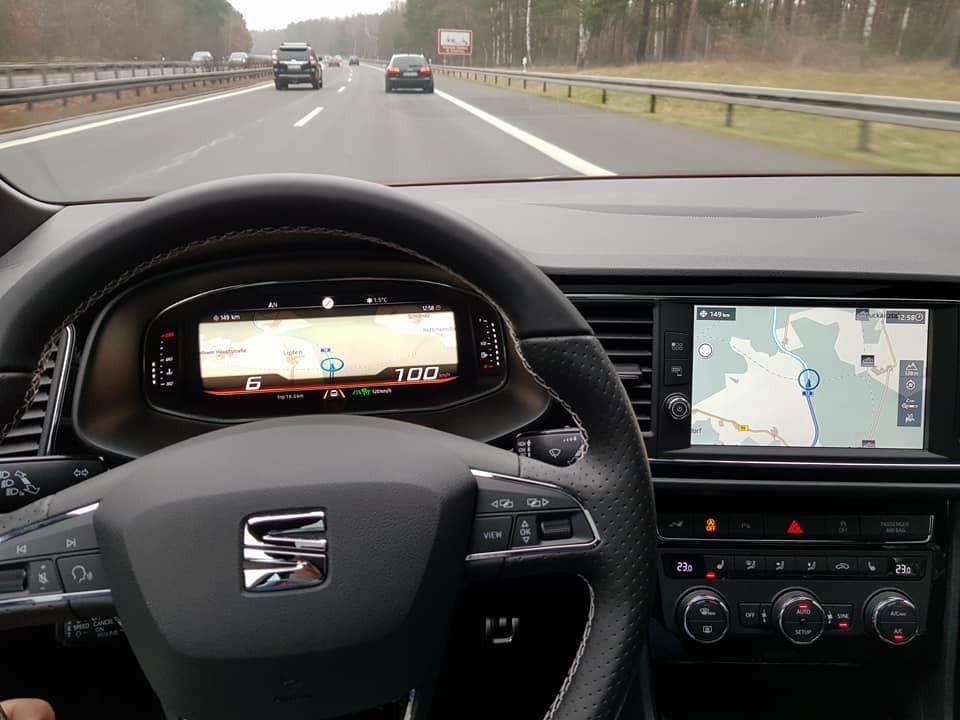 infos und tests zum digitalen cockpit von seat (virtual cockpit