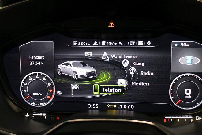 multi media interface ( mmi ) von audi in der Übersicht / vergleich